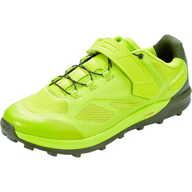 Mavic XA Elite II Shoes Men lime green/duffel/duffel